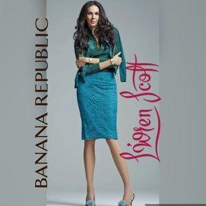 Banana republic by lwren Scott pencil skirt size 4